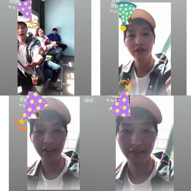 Song Joong Ki ở tuổi 34 - ly hôn, gầy gò và khóc trong ngày sinh nhật-2
