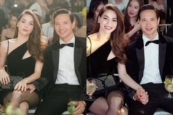 Bức ảnh hot nhất trong ngày: Kim Lý nắm chặt tay tay Hồ Ngọc Hà khi cùng đi tham dự sự kiện