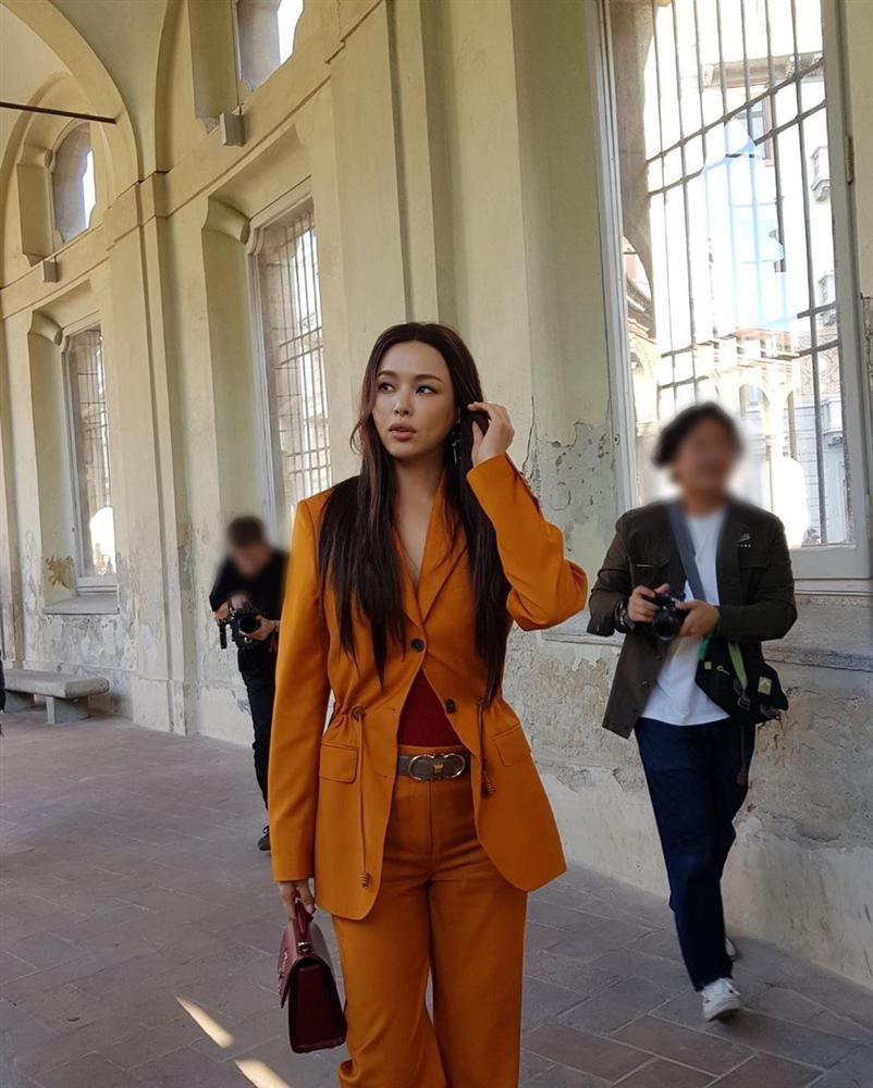 Bản tin Hoa hậu Hoàn vũ 21/9: Phượng hoàng lửa Việt Nam khoe thần thái kiêu hãnh át dàn mỹ nữ quốc tế-7