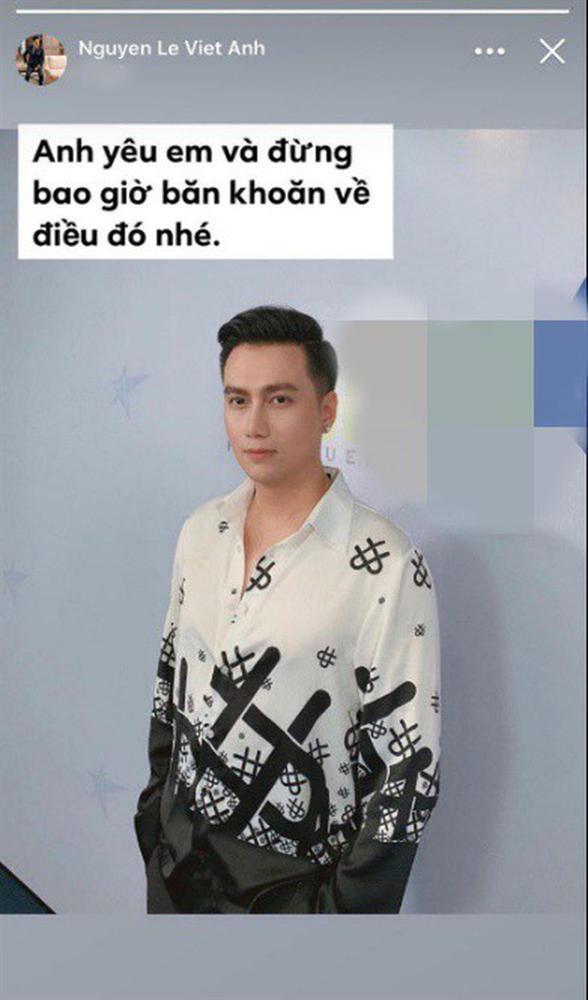 Liên tiếp viết những dòng status về tình yêu, Việt Anh đã tìm được tình mới sau 4 tháng ly hôn vợ?-3