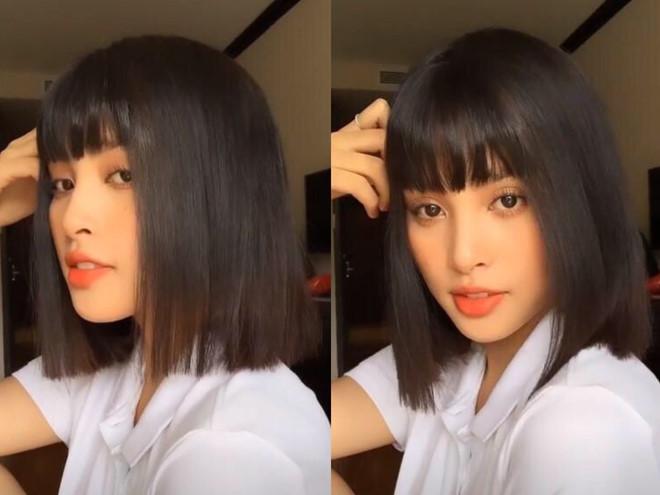 Đặng Thu Thảo, Tiểu Vy và những mỹ nhân Việt khác lạ với tóc ngắn-1