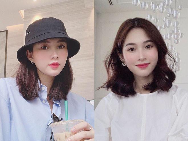 Đặng Thu Thảo, Tiểu Vy và những mỹ nhân Việt khác lạ với tóc ngắn-2