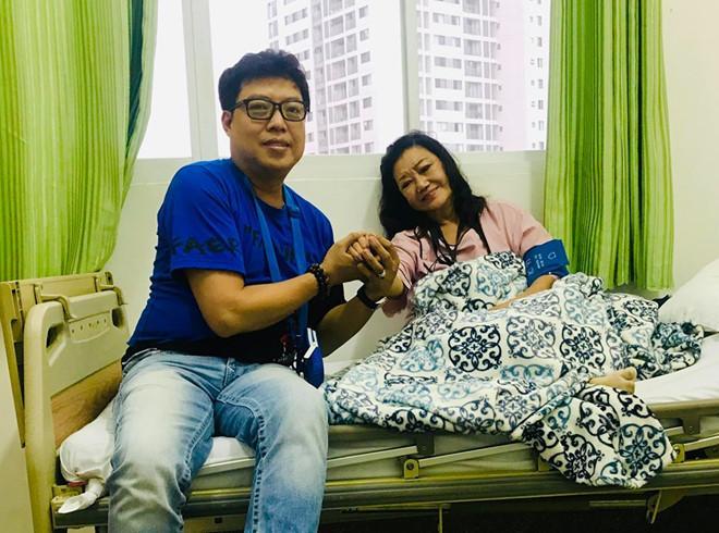 NSND Kim Cương nhập viện cấp cứu vì nhồi máu cơ tim-1