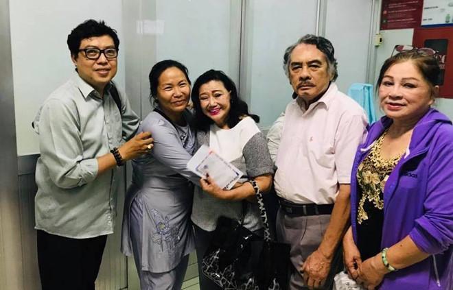 NSND Kim Cương nhập viện cấp cứu vì nhồi máu cơ tim-2