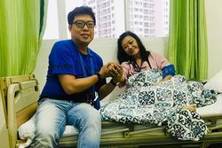 NSND Kim Cương nhập viện cấp cứu vì nhồi máu cơ tim
