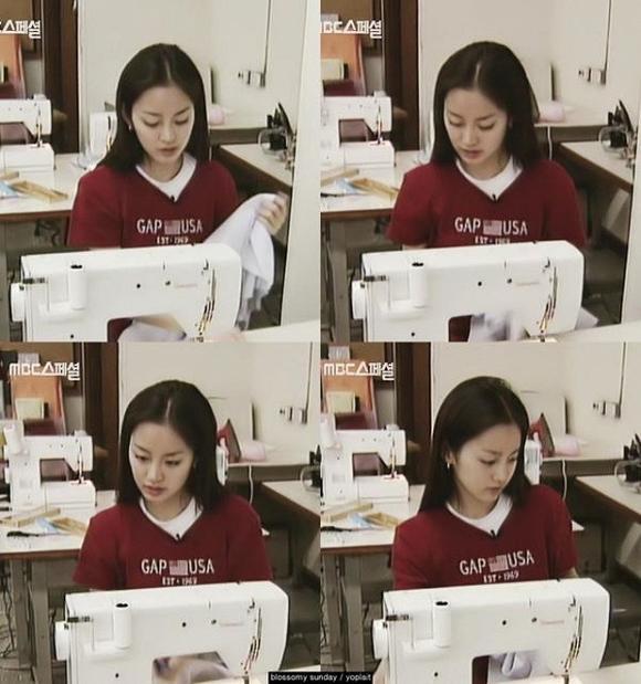Fan choáng với nhan sắc mặt mộc của Kim Tae Hee thời đại học, bất chấp mọi camera sống ảo-1