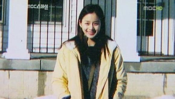 Fan choáng với nhan sắc mặt mộc của Kim Tae Hee thời đại học, bất chấp mọi camera sống ảo-4