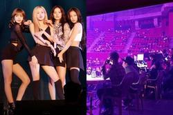 Buổi họp fan của Black Pink bị chê cười vì nhiều ghế trống