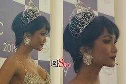 Hoa hậu H'Hen Niê đẹp cỡ nào trong hình ảnh chụp lén không qua chỉnh sửa?