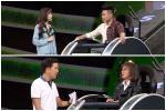 Lê Dương Bảo Lâm đòi đổi MC khi Hari Won đọc câu hỏi ở 'Nhanh như chớp'