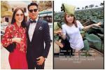Linh Rin đăng hình do Phillip Nguyễn chụp kèm chia sẻ ngọt ngào