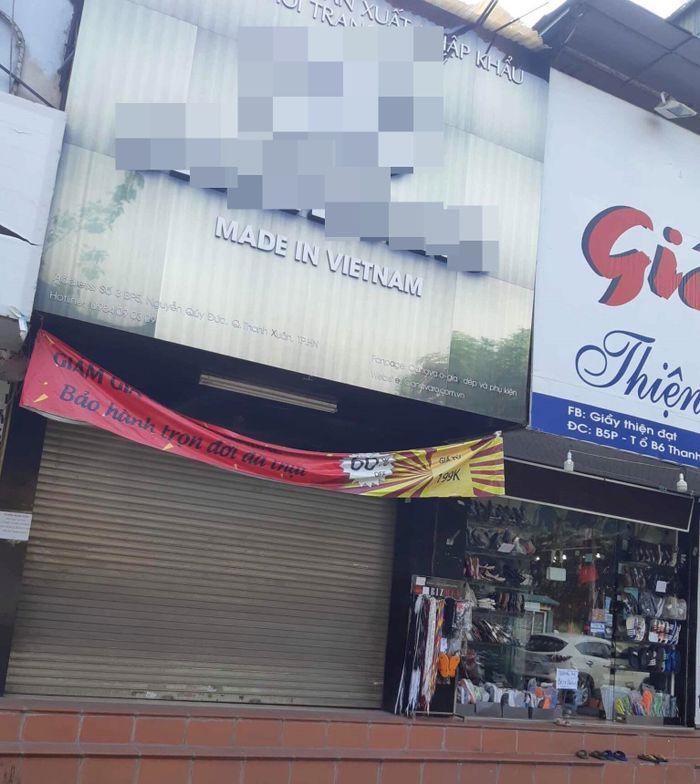 Vụ chủ shop giày tát thẳng mặt nhân viên và tuyên bố đất Hà Nội không ai dám đứng ngang cơ nói chuyện với tao: Chuyển hồ sơ sang Công an quận thụ lý-1