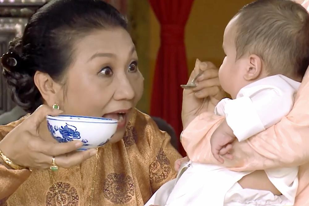 Mẹ chồng Nhật Kim Anh vẫn thương cháu nội dù ghét cay ghét đắng con dâu-3