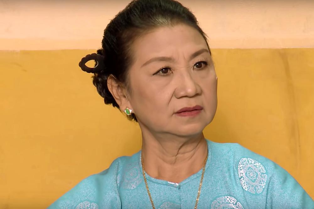 Mẹ chồng Nhật Kim Anh vẫn thương cháu nội dù ghét cay ghét đắng con dâu-1