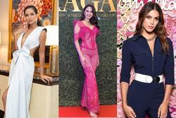 Bản tin Hoa hậu Hoàn vũ 22/9: H'Hen Niê mặc váy hở bạo nhất từ trước tới nay, 'chặt đẹp' từng mỹ nữ quốc tế