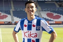 Fanpage CLB Heerenveen gọi tên Văn Hậu trước trận đấu