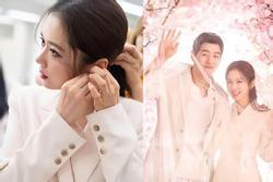 Ảnh cưới của 'mỹ nhân không tuổi' Jang Nara khiến người hâm mộ xôn xao