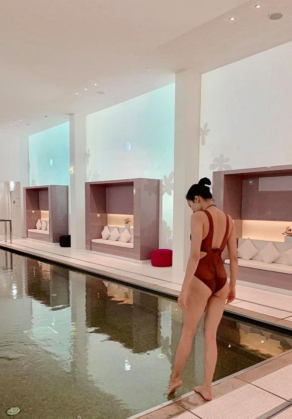 Giảm cân thành công, Nguyễn Thị Thành tự tin diện bikini vạn người mê-5
