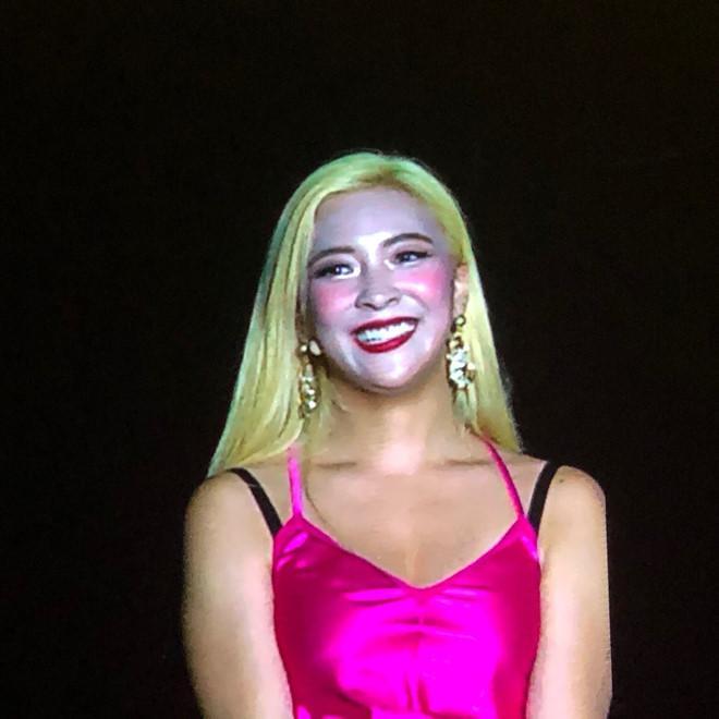 Trước khi thành thảm họa, Luna từng make up xinh đẹp thế nào?-2