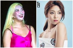 Trước khi thành thảm họa, Luna từng make up xinh đẹp thế nào?