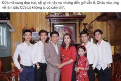 Bà mẹ Nghệ An thành tâm điểm chú ý khi đăng ảnh 4 cậu con trai 'đẹp như tranh vẽ' nhưng vẫn ế lên mạng để tuyển dâu