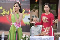 NSƯT Chiều Xuân đại chiến Băng Di để giành vai bà Ba trong phim 'Cậu Vàng'