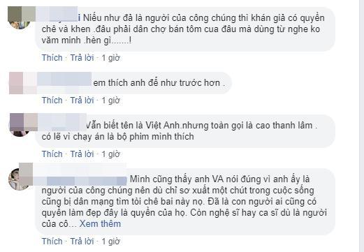 Việt Anh bị khán giả mắng vô học vì dám dùng từ CHÓ khi nói về những người chê mình xấu-5