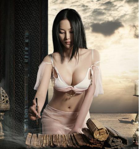 Sự nghiệp lụi tàn của những người đẹp khoe thân ở showbiz Trung Quốc-2