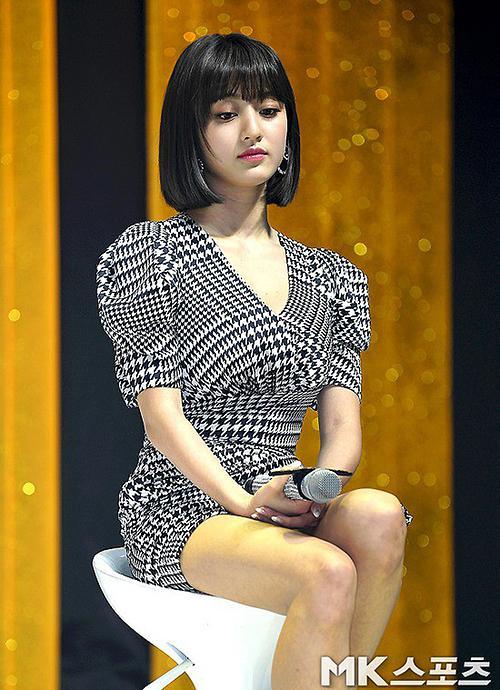 Ji Hyo (Twice) lúng túng khi bị hỏi về Kang Daniel-1