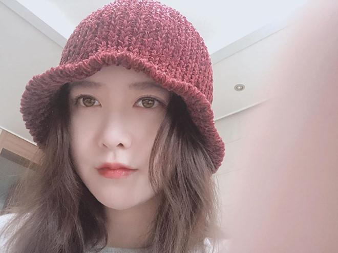 Goo Hye Sun khoe nhan sắc sau tuyên bố giải nghệ-1