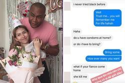 Bị 'doanh nhân kem trộn' mồi chài chồng sắp cưới, 'ác nữ' Thùy Dương công khai hết tin nhắn với thái độ cực căng