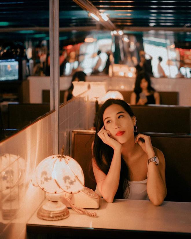 Bạn gái Huỳnh Anh từng nặng hơn 80kg, giảm cân để có 3 vòng sexy-4