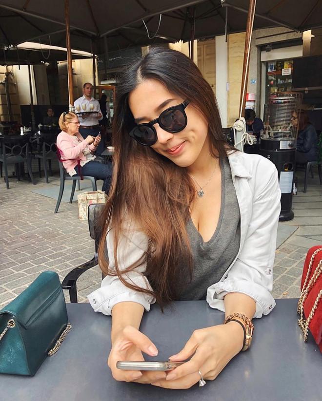 Bạn gái Huỳnh Anh từng nặng hơn 80kg, giảm cân để có 3 vòng sexy-5