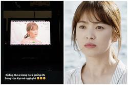 Sĩ Thanh bị so sánh với 'hàng fake' vì khoe mình giống Song Hye Kyo