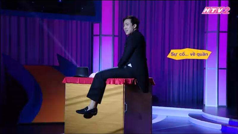 Trấn Thành bị Trương Quỳnh Anh và Vũ Cát Tường bêu riếu chuyện rách quần-3