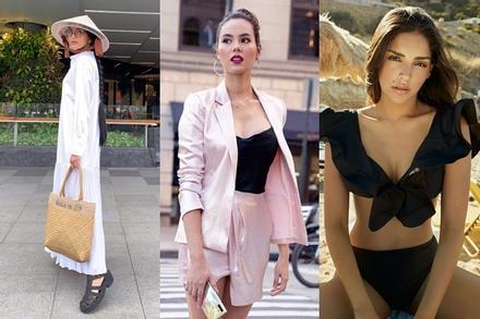 Bản tin Hoa hậu Hoàn vũ 24/9: Giai nhân Khmer mix đồ sáng tạo bất ngờ, 'chặt đẹp' từng mỹ nữ quốc tế