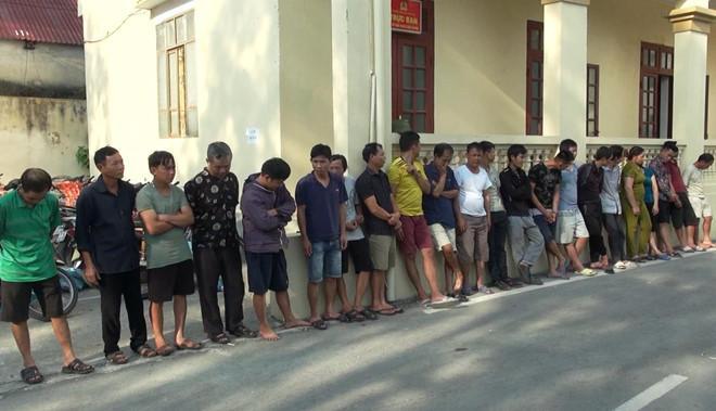Khởi tố 16 người trong đường dây trộm hơn 100 tấn chó ở Thanh Hóa-1