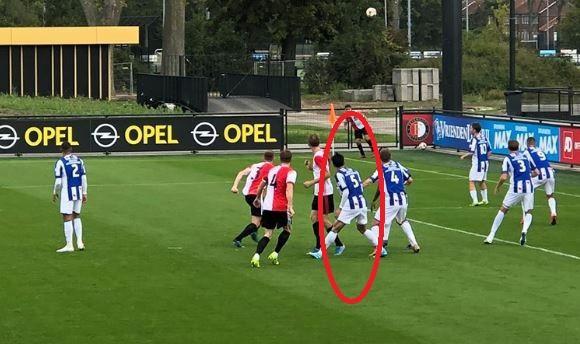 Văn Hậu có tiềm năng trở thành cầu thủ chủ chốt của Heerenveen-1