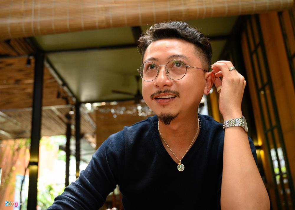 Hứa Minh Đạt: Lâm Vỹ Dạ giận tôi một tuần vì đóng cảnh nóng-3