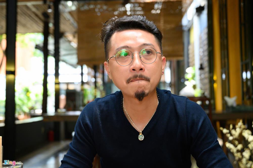 Hứa Minh Đạt: Lâm Vỹ Dạ giận tôi một tuần vì đóng cảnh nóng-2