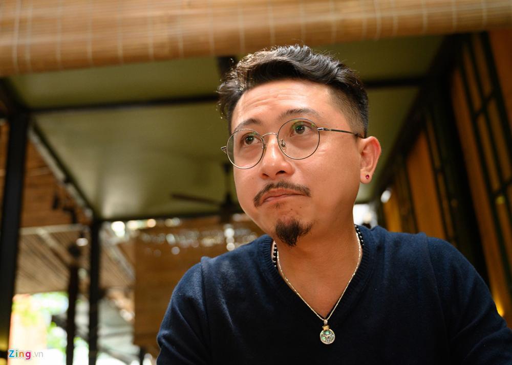 Hứa Minh Đạt: Lâm Vỹ Dạ giận tôi một tuần vì đóng cảnh nóng-4