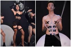 Hải Triều được BB Trần photoshop quá tay trong parody 'Đi đu đưa đi', xem hình gốc fan không đỡ nổi độ 'lầy'