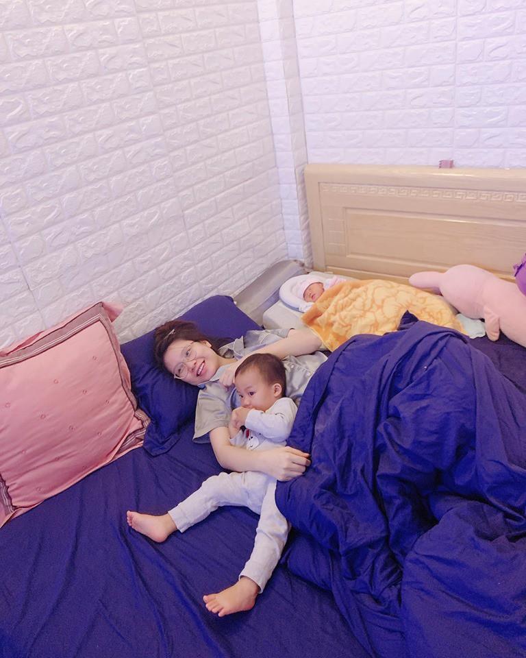 Bị chồng gạ gẫm sau chưa đầy 1 tháng sinh con, hotmom đình đám có màn né đạn cực lầy-2