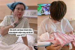 Bị chồng 'gạ gẫm' sau chưa đầy 1 tháng sinh con, hotmom đình đám có màn 'né đạn' cực lầy