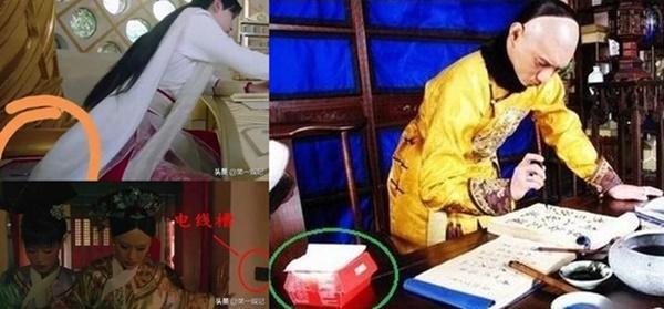 Những cảnh phim Trung Quốc bị lên án vì cẩu thả-7