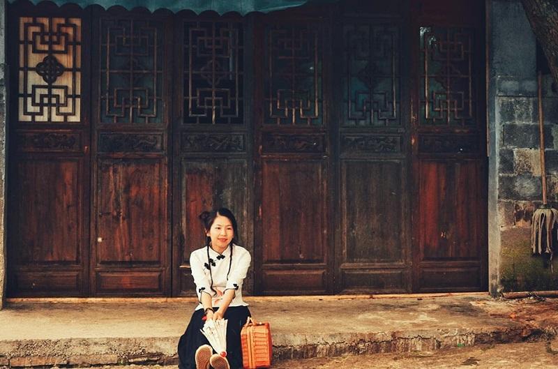 Ngưỡng mộ người chồng vì vợ mê cổ trang mà tình nguyện đưa vợ đi khắp Trung Quốc thực hiện bộ ảnh để đời-3