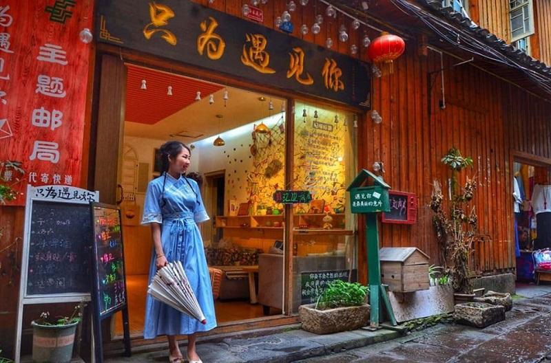 Ngưỡng mộ người chồng vì vợ mê cổ trang mà tình nguyện đưa vợ đi khắp Trung Quốc thực hiện bộ ảnh để đời-4