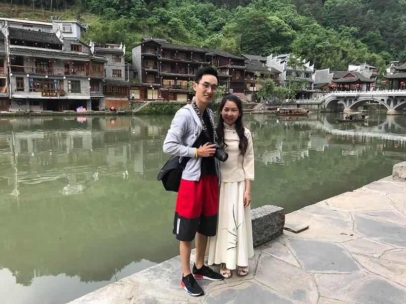 Ngưỡng mộ người chồng vì vợ mê cổ trang mà tình nguyện đưa vợ đi khắp Trung Quốc thực hiện bộ ảnh để đời-10