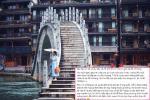 Ngưỡng mộ người chồng vì vợ mê cổ trang mà tình nguyện đưa vợ đi khắp Trung Quốc thực hiện bộ ảnh để đời