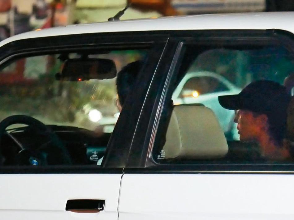Mỹ nhân gia thế khủng Trương Quân Ninh bị bắt gặp hẹn hò tình cũ Đường Yên-3